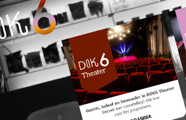Dok6 Horeca - theater - cinema